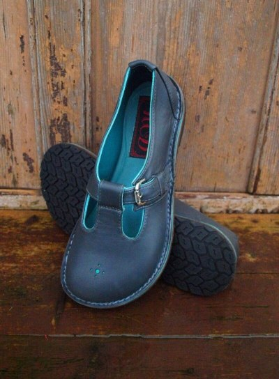 Women Flats Casual Shoes Flat Vintage PU Leather Summer Sandals