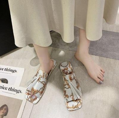 Soft Slippers Slides Plus Size Shoe Women Flats Casual Shoes Woman