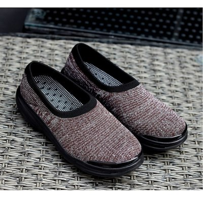 Women Flats Slip On Gladiator Flat Casual Plus Size Shoes