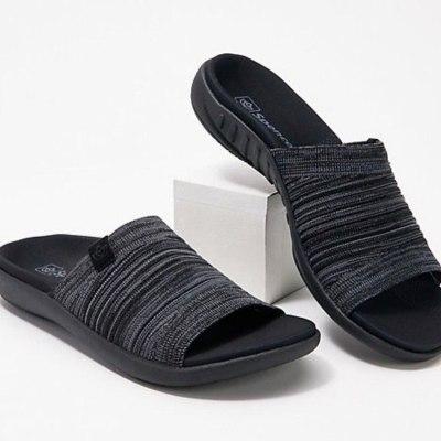 Women Flats Casual Shoes Woman Plus Size Slippers Slides Shoe