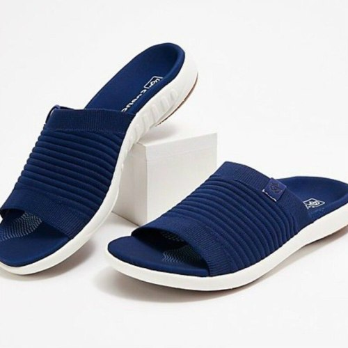 Women Flats Casual Shoes Woman Plus Size Slippers Slides Shoe