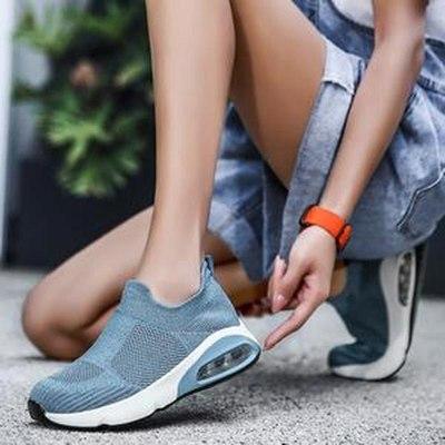 Women Flats Shoes Woman Slip On Plus Size Sneakers