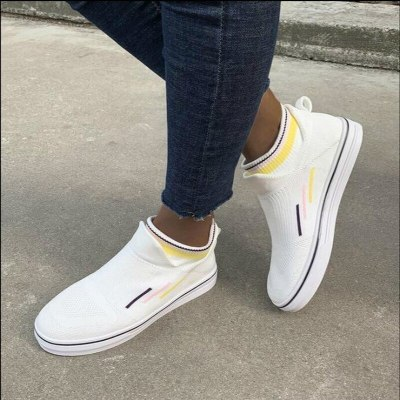 Women Flats Casual Shoes Woman Plus Size Flat Shoe Slip On Sneakers