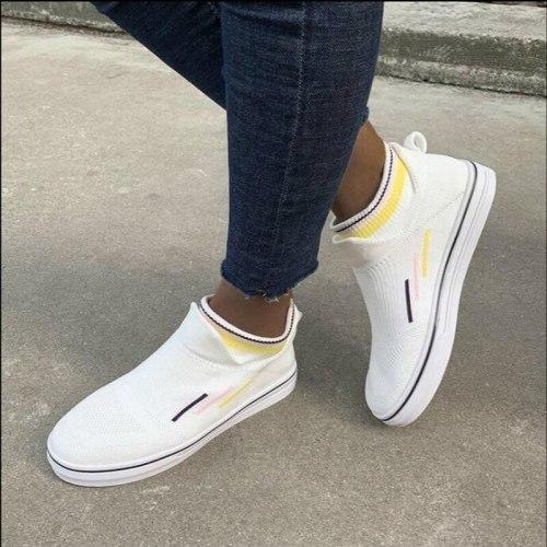 Women Flats Casual Shoes Woman Plus Size Flat Shoe Slip On Sneakers