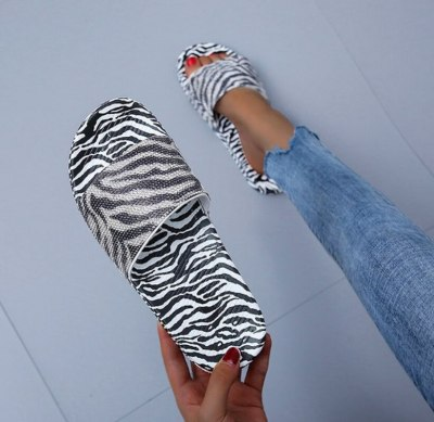 Slippers Slides Plus Size Women Flats Casual Shoes Woman