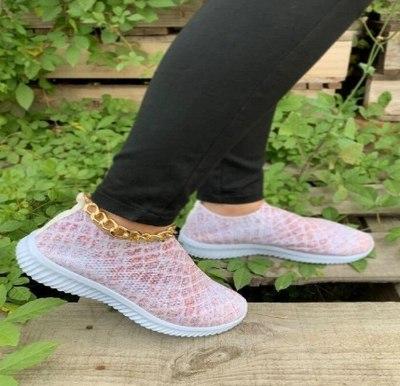Shoes Woman Plus Size Vintage Shoe Hiking Loafers Soft Flats Women