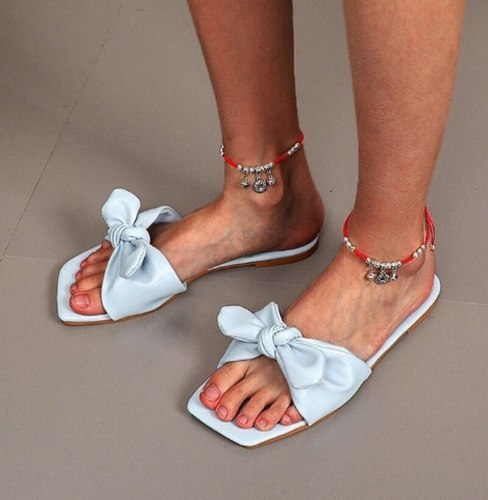 Soft Slippers Slides Fats Casual Shoes Plus Size Shoe Women