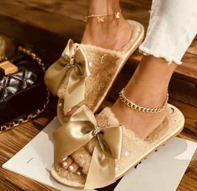 Soft Slippers Slides Plus Size Shoe Women Flats Casual Shoes Light Woman