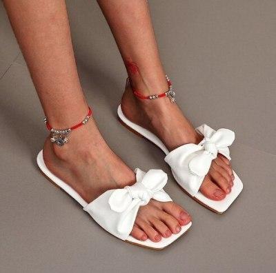Soft Slippers Slides Fats Casual Shoes Plus Size Shoe Women