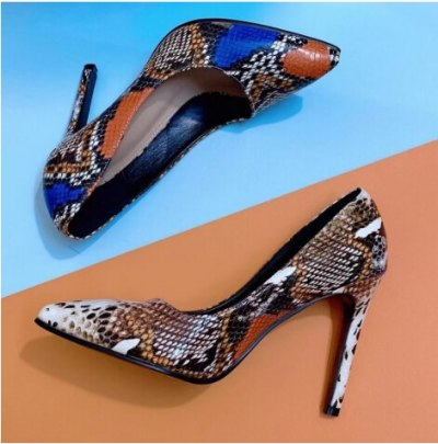 Sexy Beach Sandals Pointed Toe Party Slides Women Summer High Heels Pumps Shoes