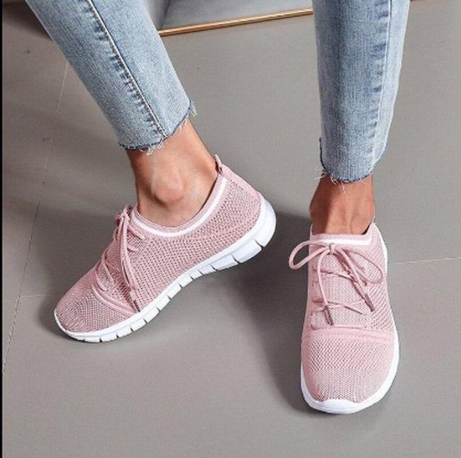 Plus Size Vintage Loafers Soft Flats Shoes Woman