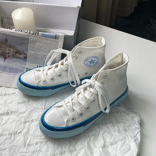 Shoes Canvas Shoes Female Stylish Man Sneakers
