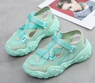 Women Summer Sandal Shoes Sneakers Soft Flat Women Casual Shoes