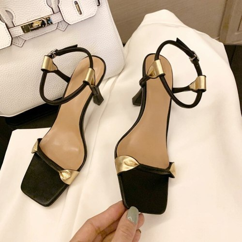 Women Ladies Stiletto Fashion Sandals