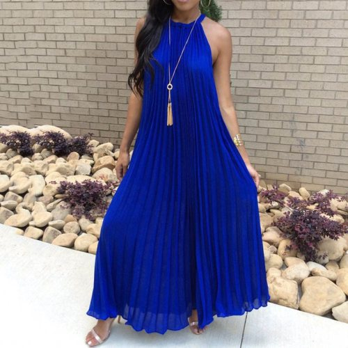 Maxi Dress Women Sexy Off Shoulder Party Elegant Loose Fashion Long Dresses