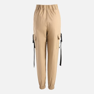 Women Streetwear High Waist Loose Female Trousers Fashion Ladies Casual Pants