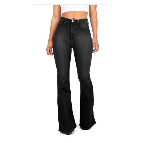Pants Vintage High Waist Loose Casual Women's Streetwear Jeans