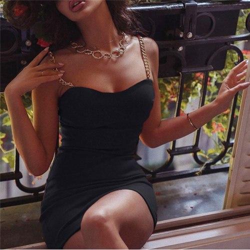 Sexy Party Dresses Women Bodycon Dress Elegant
