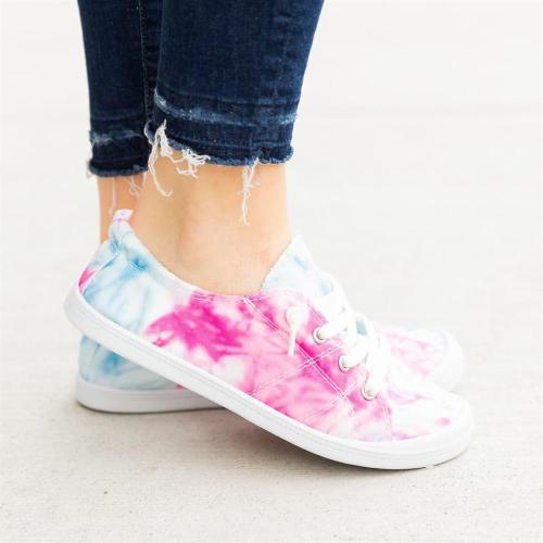 Canvas Shoes Women Spring Breathable Casual Shoes Women Flat Sneakers Ladies Shoes Vulcanized Shoes Woman chaussures femme AB420