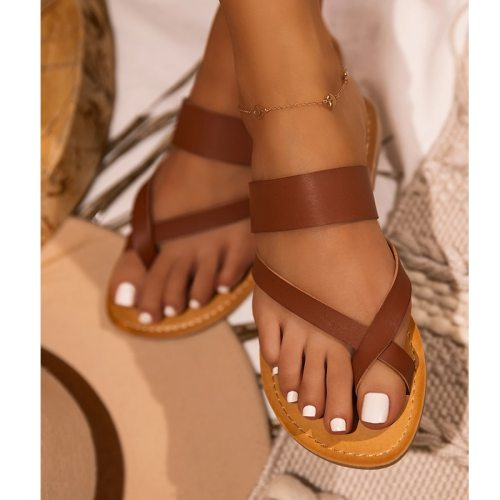 Women Sandals 2021 New Summer Shoes For Women Flats Sandals Plus Size Women Flip Flop Casual Slippers Summer Sandalias Mujer