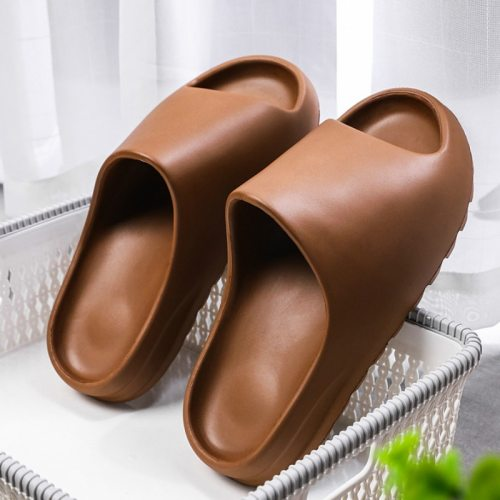 Summer Slippers Women Indoor Eva 2020 Cool Soft Bottom Sandals Trend Slides Light Beach Shoes Slippers Home big size 46