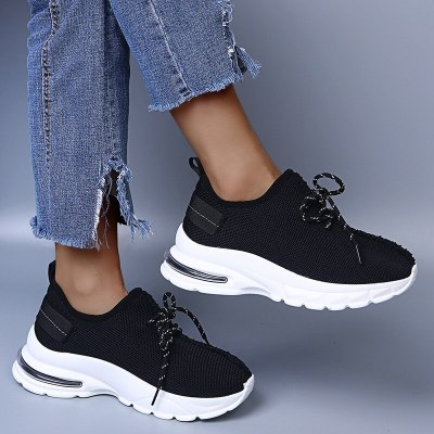 Sneakers Women 2021 Light Breathable Ladies Running Shoes Spring Summer Casual Female Footwear Fashion Woman Flat Vulcanized New