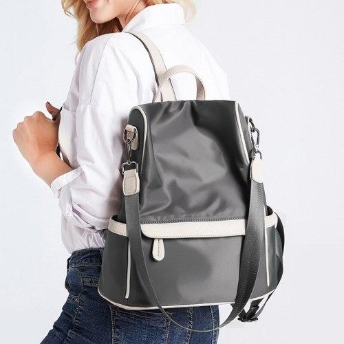 atinfor Brand Women Anti Theft Waterproof Small Backpack Ladies Travel Shoulder Purse Backpacks