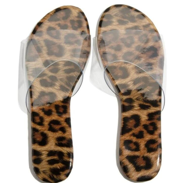 new Women Slippers Snake Print Shoes Casual Flat Slides Lady Outdoor Beach Flip Flops Comfort Female Shoes Summer Fashion 2020