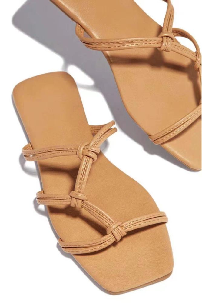 Women Slippers Shoes Women 2021 Summer Fashion Rome Shoes Gladiator Sandals Ladies Flip Flops Casual Femal Beach Shoes
