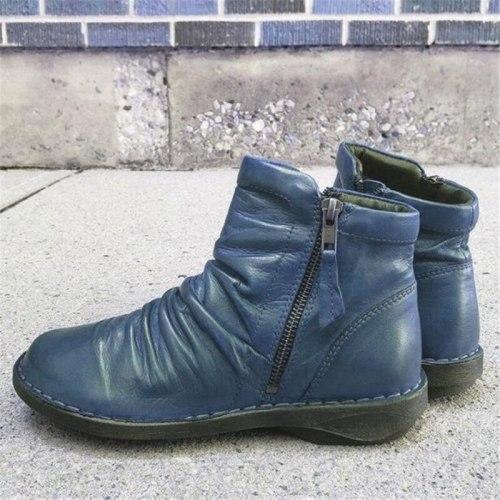 Designer 2021 new women's shoes high-top side zipper women casual shoes fashion low-heel women sneakers shoes platform Loafers