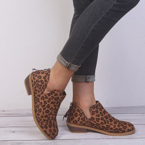 Hot Autumn Winter Women Boots Solid European Ladies shoes  boots Suede Leather ankle boots with thick scrub size 35-41