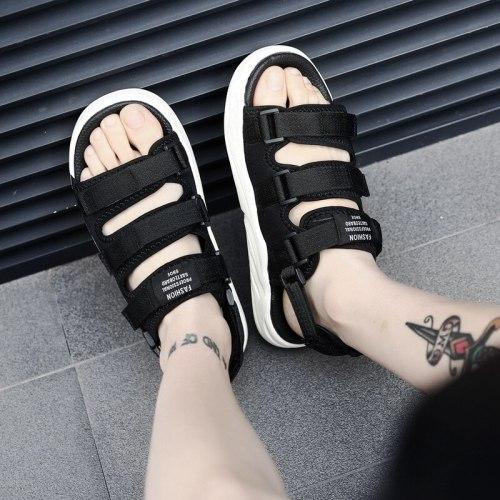 2021  Summer Casual Beach Men's Shoes Camouflage Sandals men's shoes Fashion Outdoor Sandals ZSY-JD-D1806