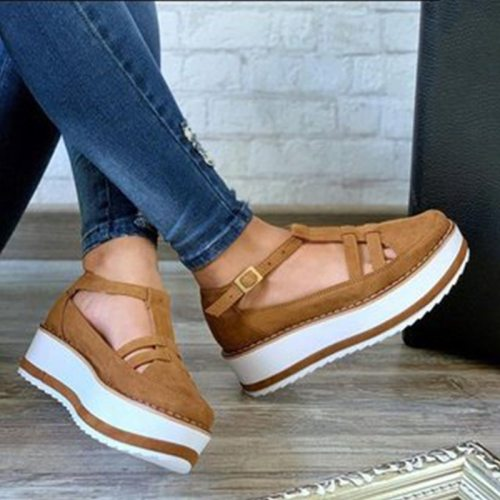 Women's sandals fashion tassel casual style women's shoes women's flat shoes summer vulcanized shoes solid color thick bottom