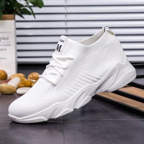 Women Shoes Knit Sock Sneaker Lady Size 35-40 Fashion Women Vulcanize Shoes Female Mesh Sneaker Casual Femme Tenis Feminino