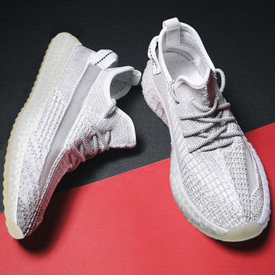 2021 Summer Unisex Mesh Breathable Sneakers 3 Colors