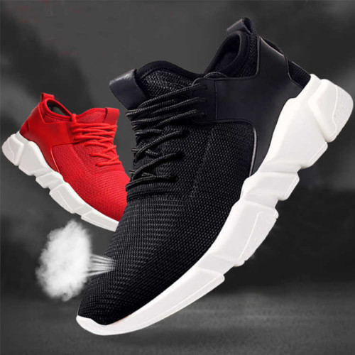 Marathon Running Shoes Super Lightweight Walking Jogging Sport Sneakers Breathable Athletic Running Trainers Unisex