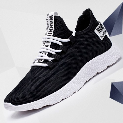 Mens Sneakers Casual Shoes Sport Running 2021 Man Shoe Breathable Comfortable Walking Male Plus Size Sneaker