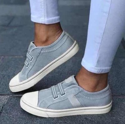 Slip on canvas fabric women summer flats shoes casual flat shoe woman round toe comfortable zapatos mujer sapato chaussure