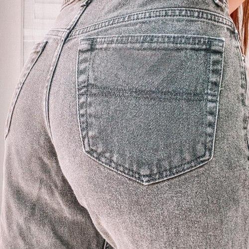 Hollow Out Ripped Straight Jeans Women Mid Waist Streetwear Mom trousers Loose Boyfriend Oversize Casual Denim Pants