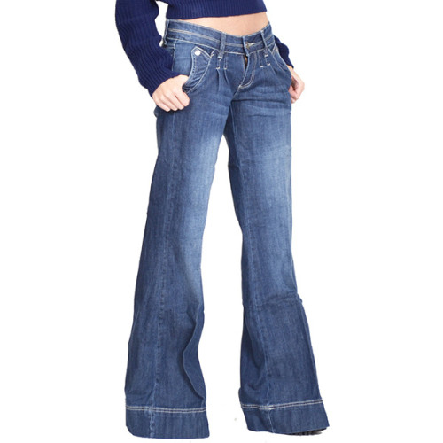 2021 New Fashion Women's Jeans Slimming Denim Women's Wide Leg Retro Loose High Waist Straight Trousers Spring and Autumn y2k