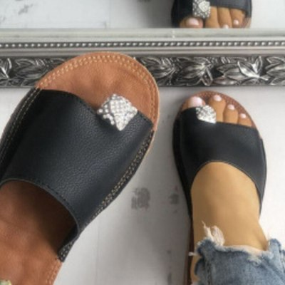 2021 NEW Summer Women's PU Sandals Beach Shoes Wedge Heel Thick Sole Muffin Shoes Soft Sole Comfortable Fashion Shoes