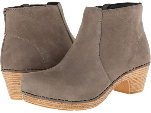 Hot Autumn Winter Women Boots Solid European Ladies shoes boots Suede Leather ankle boots with thick scrub size