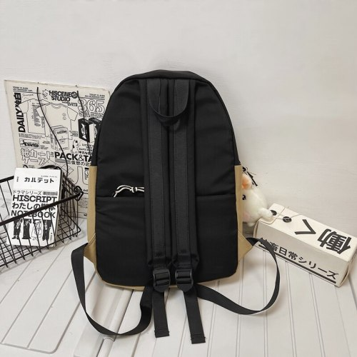Backpack Laptop Travel Unisex Kawaii Cute For Teenage Girls SchoolBag Women Boy Fashion Pendant Female Book Bags Nylon