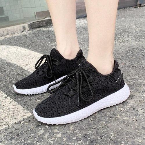 Women Shoes 2021 Classics Black Ins Trendy Tenis Feminino Sport All-match Breathable Women Running Shoes Buty Damskie Zapatillas
