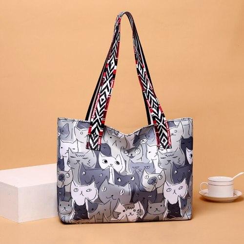 Handbags Women Bags Designer Fashion Oxford Shoulder Bag for Women 2021 New Large Capacity Shopping Bag Casual Tote Bag