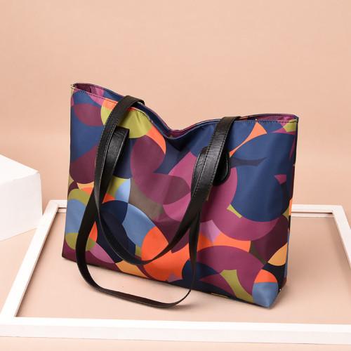 Large Capacity Casual Tote Bags for Women Light Oxford Hand Bags Designer Big Shopping Bag Luxury Handbags Designer