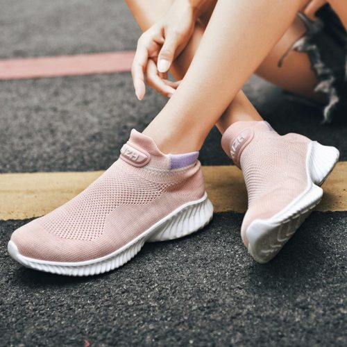 Women's Sports Sneakers Thick Running Shoes Ladies Temis Women Platform Sport Shoes Size 10 Fashion Sneakers Multicolor Tennis