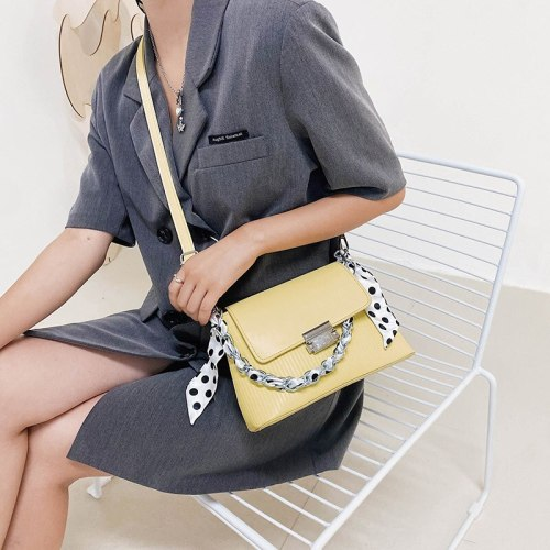 Minimalist design small bag girl 2021fashion summer fashion under the bag casual one-shoulder stiletto women's bag designer bag