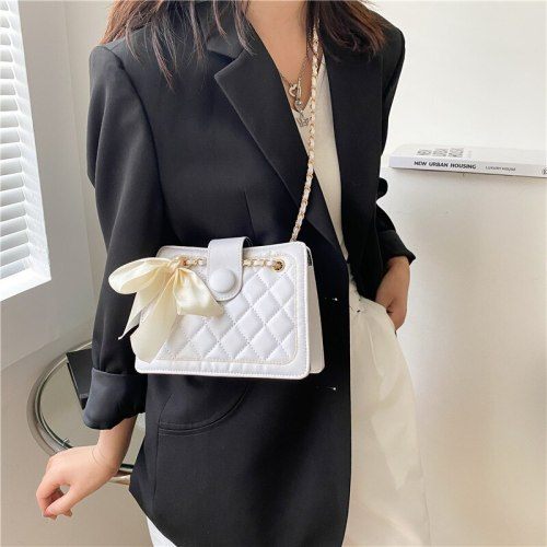 Women's Shoulder Bags 2021 Quality Thick Metal Chain Shoulder Purses And Handbag Women Clutch Bags