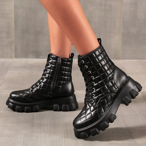 Fashion Plus Size Women's Boots 2021 Summer New Short Tube Straps Fashion Outer Wear Women's Boots
